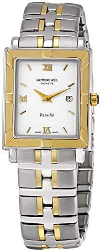 Raymond Weil Parsifal 9330-STG-00307 - Reloj de cuarzo para hombre