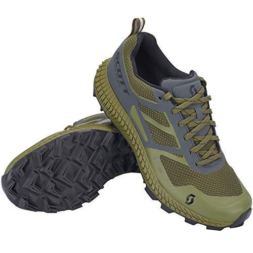 Scott M Supertrac 2.0 GTX Shoe - Vert - Green Dark Grey., 44.5 EU