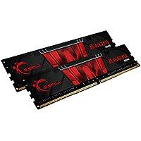 G.Skill F4-3200C16D-16GIS 16GB (2 x 8GB) PC4-25600 3200MHz DDR4 288-Pin SDRAM Desktop Memory