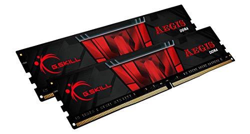 G.Skill F4-3200C16D-16GIS Aegis DDR4 16GB PC 3200 CL16 KIT (2x8GB)
