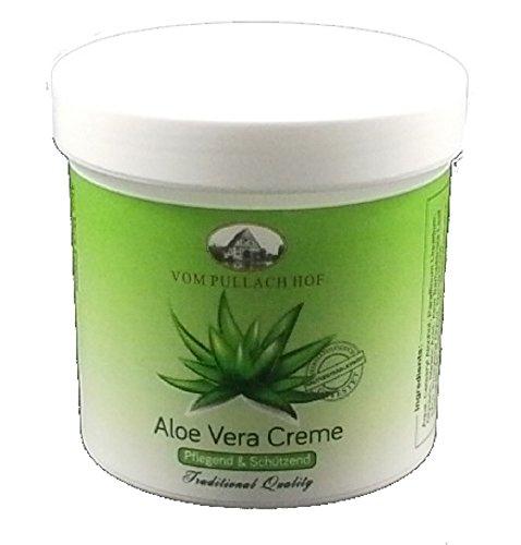 Crème à l'aloe vera 250 ml p.H. Traditional Quality Crème de soin pour la peau du Pullach Hof