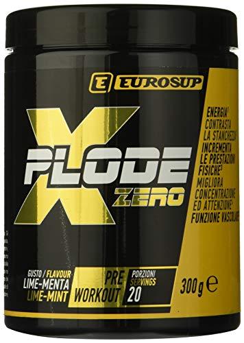 Eurosup XPlode Zero con Bcaa Lime Menta