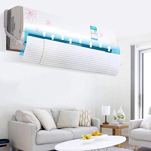 Windschutzscheibe der Klimaanlage Klimaanlage Wind Ablenkblech Retractable Anti Direktblasung Klimaanlage Wind-Schild Ablenkblech