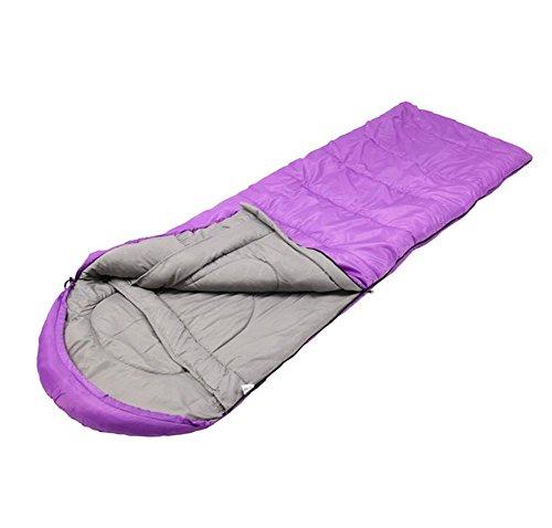 enveloppe extérieure unique sac de couchage pour la randonnée de camping adultes , A