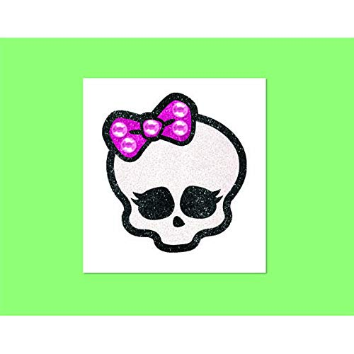 Party Showroom tatouages brillants Monster High