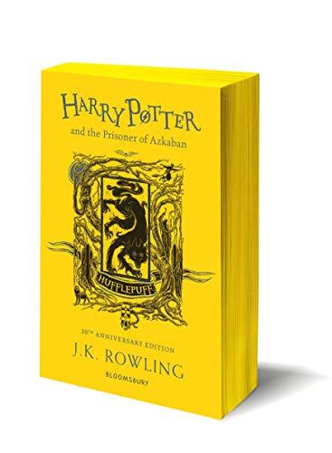 Harry Potter and the Prisoner of Azkaban – Hufflepuff Edition: J.K. Rowling (Hufflepuff Edition - Yellow): 3