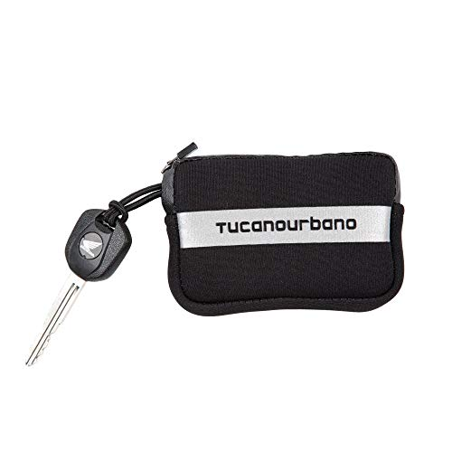 Tucano Urbano KEY BAG NERO