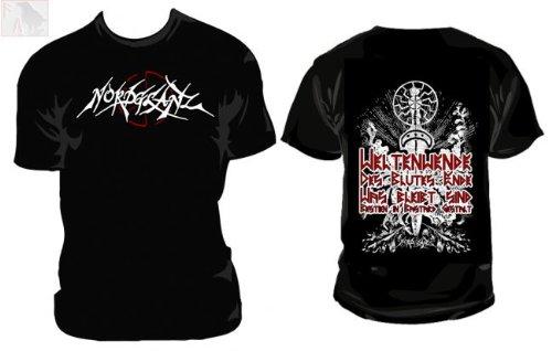 Nordglanz - Weltenwende T-Shirt / Größe 3XL