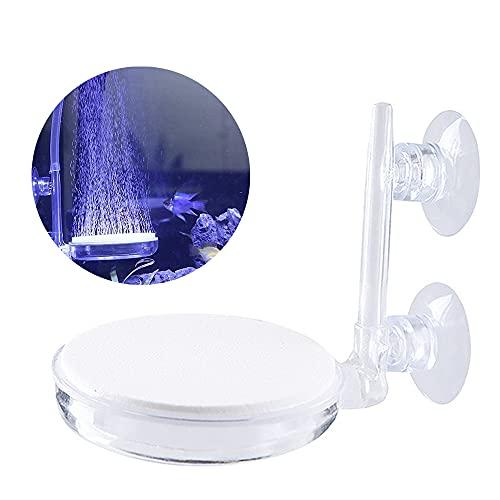 Jooheli Diffusore Acquario,Kit di Nano Pietre per Acquario,con Diffusore di Ossigeno Disciolto Superalto per Acquari e Idroponici
