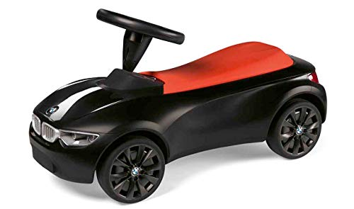 BMW Original BMW Baby Racer III Kids Ride On Push Spielzeug Auto schwarz orange 80932413782
