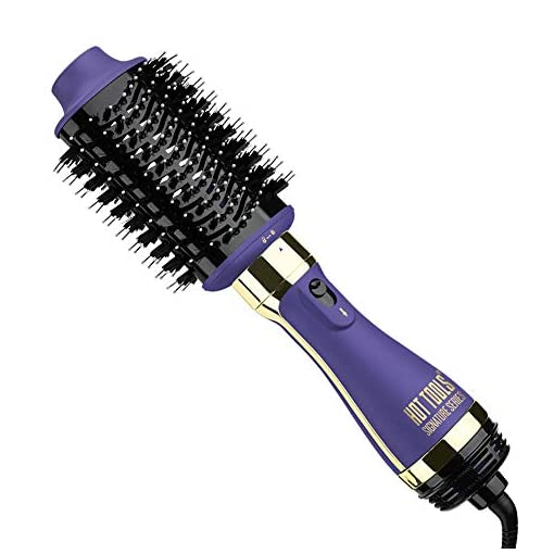 - 41I2M0sRozL - HOT TOOLS Signature Series One Step Blowout Detachable Volumizer and Hair Dryer