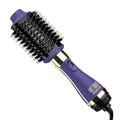 Hot Tools Pro Signature Detachable One Step Volumizer and Hair Dryer, 2.8' Regular Barrel