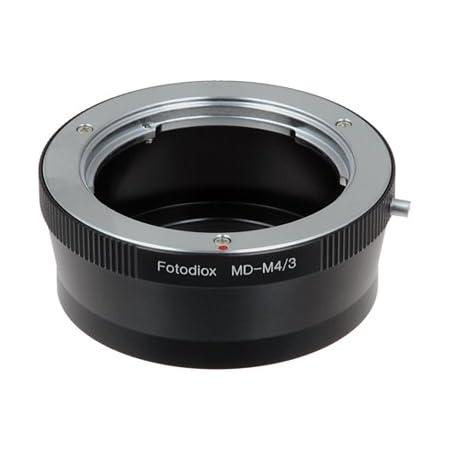 Beschoi PK-M4//3 Objektiv Adapter Ring f/ür Pentax K PK Objektiv auf Micro 4 3 M4//3 Mount Adapter f/ür G10 G3 GF3 GF1 E-P3 P2 PL3 PL1 PK-M4//3