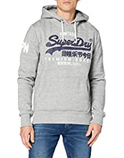 Superdry Men's Vl Ns Hooded Sweatshirt