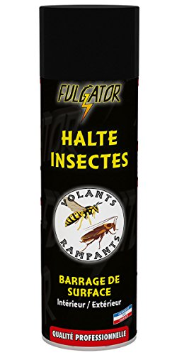 FULGATOR - Insecticide Super-Barrage HALTE Insectes - Action...
