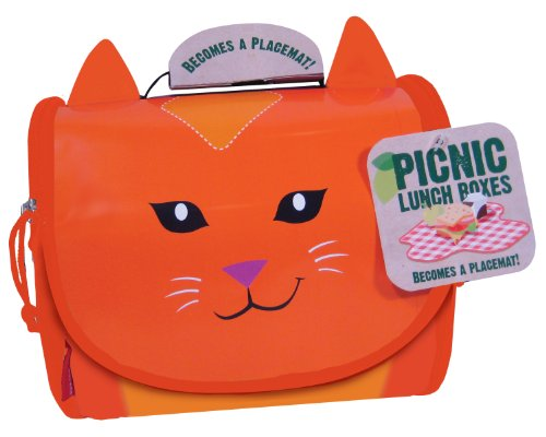 Neat-Oh . – Panier Pique-Nique Lunch Bag, Chat