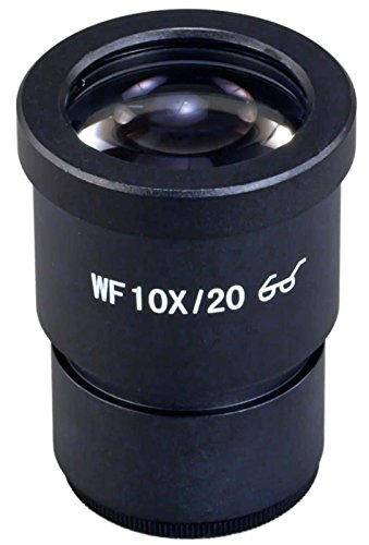 OMAX WF10X/20 High Eye Point Widefield Eyepiece for Microscope 30.0mm
