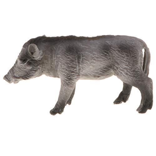 B Blesiya Figura de Animales Salvajes de Simulación...