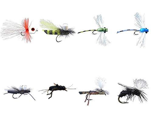 Panfish Flies Fly Kit - Bass, Brim, Bluegill & Crappie Flies