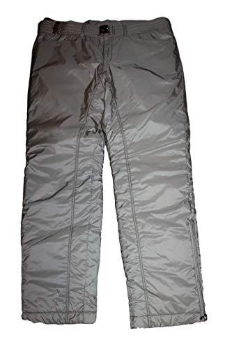 Bogner Nala Damen Ski Hose mit Gürtel Beige Silber