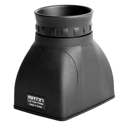 """Matin 2.0X LCD View Finder Extender Magnification for up to 3.2"""" LCD Screen (M-6296)"""