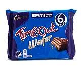 Cadbury Timeout Single Bar - (36 Bar x 21.2g)