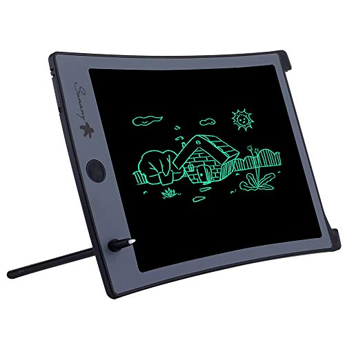 LCD Writing Tablet,8.5-inch Electronic Drawing Board and Doodle Board The Toys Gifts for Kids at Home and School (Black)