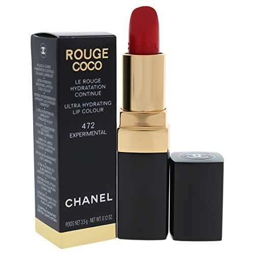 Chanel Looks Otoño/Invierno 2017 Rouge Coco nº 472