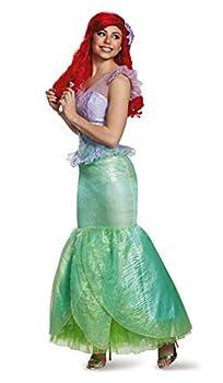 Disney Women s The Little Mermaid Ariel Ultra Prestige Costume Multi Medium