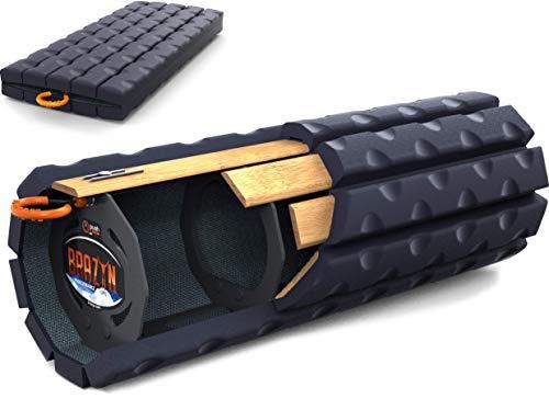 Brazyn Masajeador de Espalda Muscular Plegable y portátil p