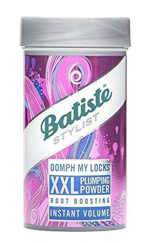 Batiste Dry Styling Plumping Powder Gram by, White, 5 g