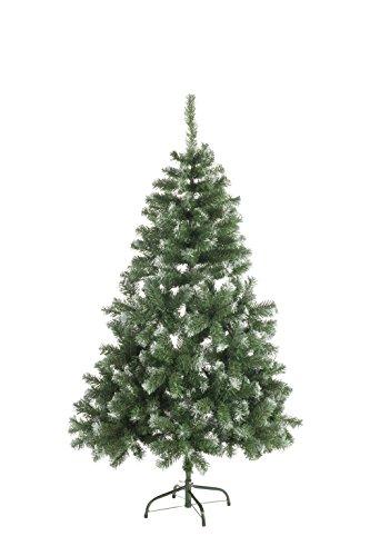 Christmas Gifts Weihnachtsbaum - Schnee Abies, 90 cm, 100 Tips, Künstlich