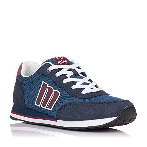 MTNG Attitude 84361, Zapatillas para Hombre, Azul (Pila Marino C42860), 43 EU