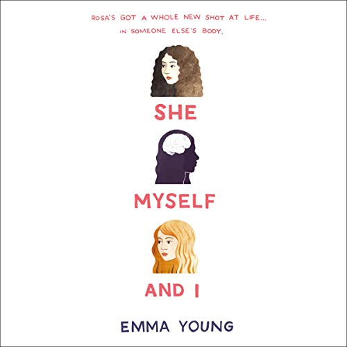 She, Myself, and I audiobook cover art
