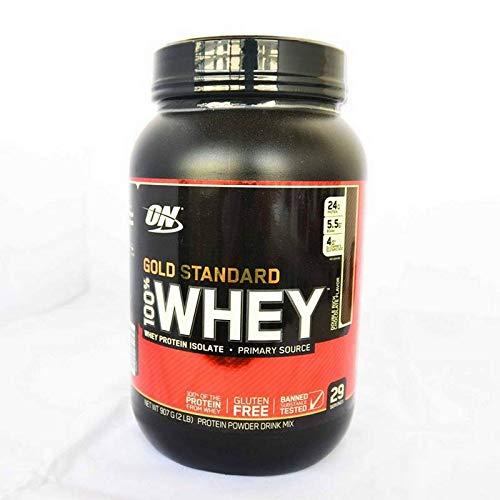 100% WHEY PROTEIN GOLD STANDARD (907G) - OPTIMUM NUTRITION - Chocolate