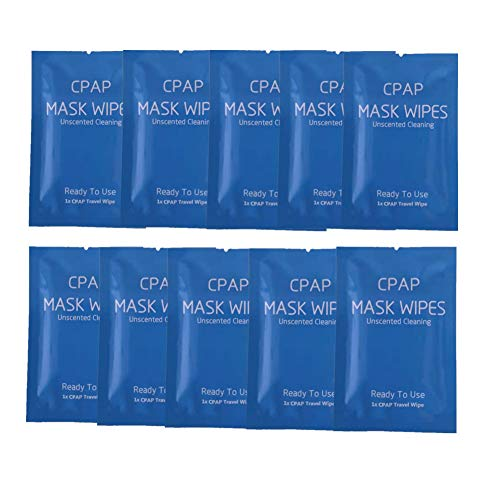 CPAP Wipe, CPAP Travel Wipe - CPAP Cleaning Wipes - CPAP Mask Wipe for CPAP...