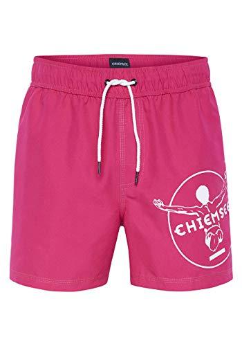 Chiemsee Herren Badeshorts Badehose Swimshorts Morro Bay 23194401, Farbe:Rosa, Wäschegröße:L, Artikel:-1945 Bright Rose