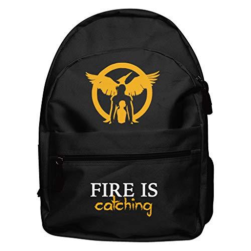 Hunger Games Katniss - Zaino Urban - 100% Poliestere