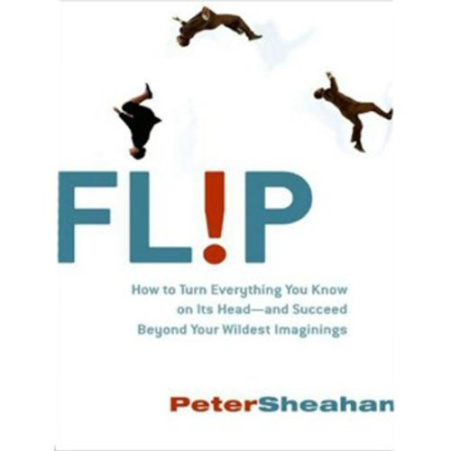 Flip audiobook cover art