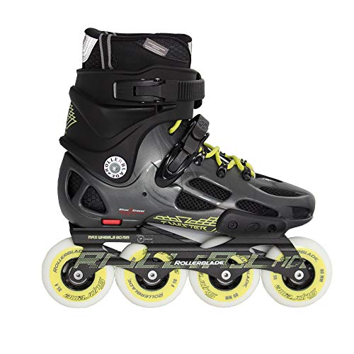 Rollerblade Twister 80 Le Patines, Adultos Unisex, Gris, 36.5