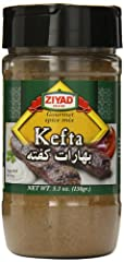 Ziyad Shaker Kefta (Kofta, Kafta) Powder Weight: 5.5oz