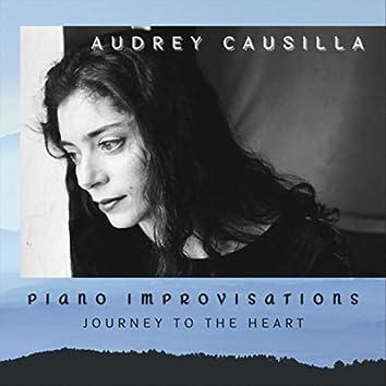 Piano Improvisations: Journey To The Heart