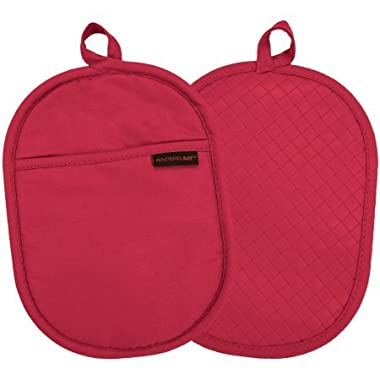 Pot Holder Made of Silicone Red