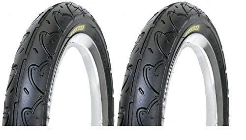 P4B | 2 neumáticos de 12 pulgadas para tu bicicleta | 47-203 | 12 1/2 x 1,75 x 2 1/4 | cubierta de bicicleta de 12 pulgadas.