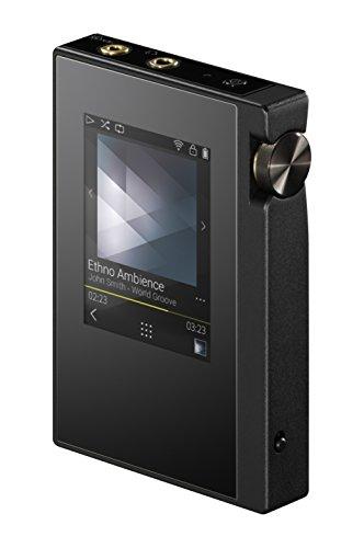 Onkyo Hi-Res Digital Audio Player, Black DP-S1(B)