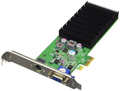 Jaton VIDEO-PX628GS-LP1 GeForce 8400 GS 0.5GB GDDR2 Grafikkarte - Grafikkarten (GeForce 8400 GS, 0,5 GB, GDDR2, 64 Bit, 2048 x 1536 Pixel, PCI Express x1)