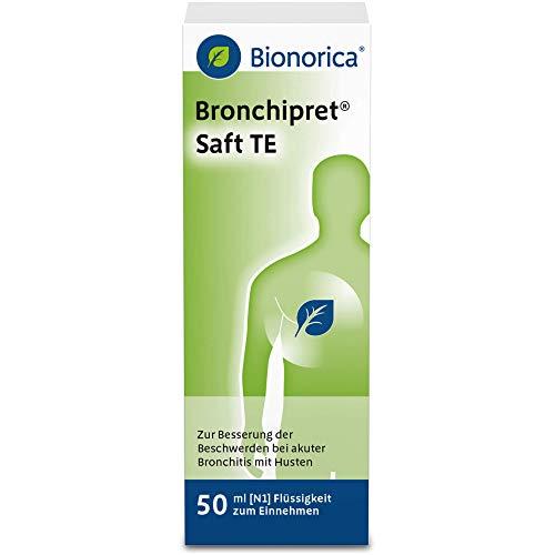 Bronchipret Saft TE, 50 ml Lösung