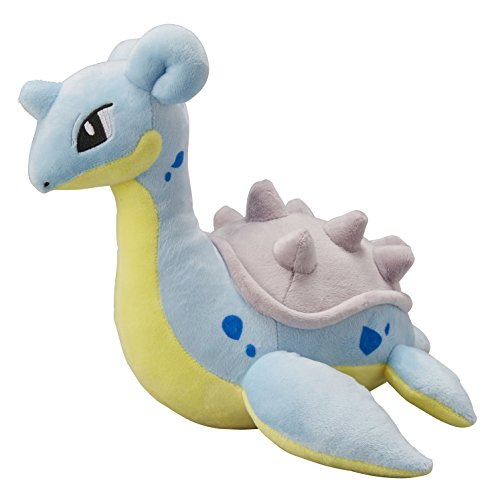 Pokemon Center Original Plush Doll Lapras (Pokemon Go)