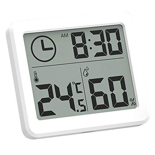 Medidor de humedad de temperatura digital Medidor