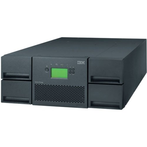 IBM TS3200 Tape Library Model L4U Driveless – Bandlaufwerke (LTO, 2: 1, Black, 2U)